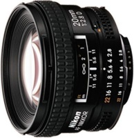 Nikon AF D NIKKOR Ultra-Wideangle Lens Photo