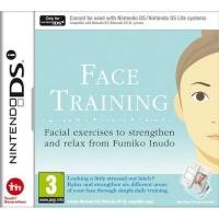 Face Training: Facial Exercise Photo