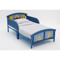 Despicable Me Minions Toddler Bed Photo