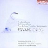 Chandos Classics Symphonic Dances Photo