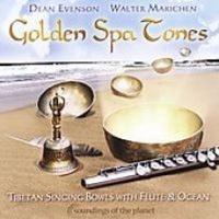Golden Spa Tones:tibetan Bowls With CD Photo