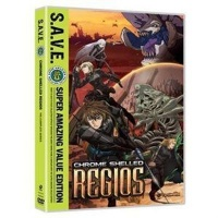 Chrome Shelled Regios Box Set S.A.V.E Photo
