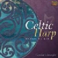 Celtic Harp Photo