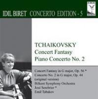 Idil Biret : Concerto Edition Photo