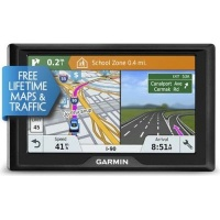 Garmin Drive 61 LMT-S GPS Navigator with Driver Alerts Photo