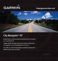Garmin City Navigator MicroSD/SD Card Containing Maps for Southern Africa Photo