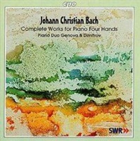 Complete Works for Piano Four Hands Photo