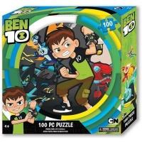 Ben 10 Puzzle Photo