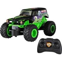 Monster Jam Grave Digger Remote Control Monster Truck 1:24 Photo