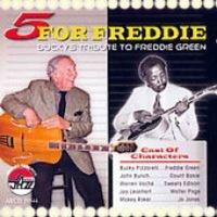 5 for Freddie: Bucky's Tribute to Freddie Green Photo
