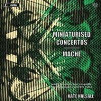 Kate Halsall: Miniaturised Concertos/Mache Photo