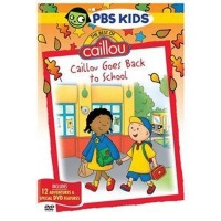 Caillou-Best of Caillou-Caillou Goes Back To School Photo