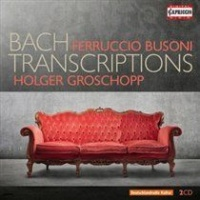 Bach: Transcriptions Photo