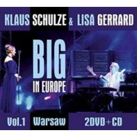 Made In Germany Klaus Schulze and Lisa Gerrard: Big in Europe - Warsaw Photo
