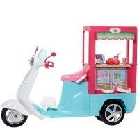 Barbie Bistro Scooter Cart Photo