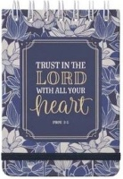 Christian Art Gifts Inc Proverbs 3:5-6 Trust In The Lord With All Your Heart Photo