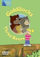 Fairy Tales: Goldilocks and the Three Bears DVD Photo