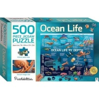 Puzzlebilities Ocean Life Photo