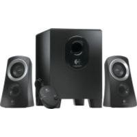 Logitech Z313 2.1 Speakers Photo