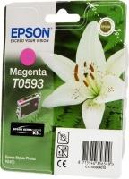 Epson T0593 Magenta Ink Cartridge Photo
