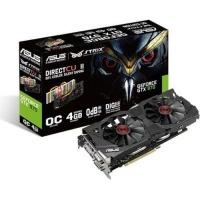 Asus GeForce GTX970 Strix Graphics Card Photo