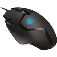 Logitech G402 Hyperion Fury Wired Optical FPS Gaming Mouse Photo