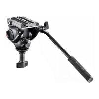 Manfrotto MVH500A Lightweight Fluid Video Head ? 60mm Half Ball Photo