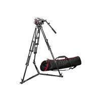 Manfrotto Video Kit 509HD Head 545GB Tripod 100PN Bag Photo