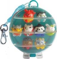 Bbuddieez Storage Ball with 3 Buddieez Photo
