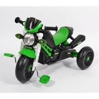 Peerless Ultimate Motorbike Trike or Push Car - Blue Photo