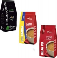 Best Espresso Coffee Variety Coffee Capsules - Compatible with Caffitaly Capsule Coffee Machines Photo