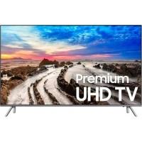 "Samsung 55"" MU8000 LCD TV Photo"