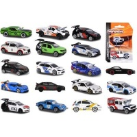 Majorette Racing Cars Assorted Photo