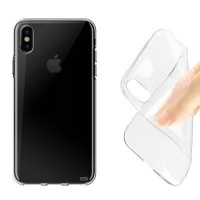 Orzly FlexiCase Shell Case for iPhone X Photo