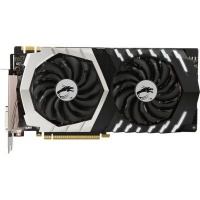 MSI Geforce GTX1070 Ti Titanium 8G 8GB GDDR5 256 Bit Graphics Card Photo