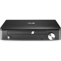 Asus Impresario SDRW-S1 Lite Versatile DVD Burner with Built-in Xonar 7.1 Surround Sound Card and 600ohm Headphone AMP Photo