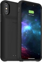 mophie 401002831 mobile phone case 14.7 cm Cover Black f/iPhone XS/X Photo