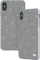Moshi 99MO116012 mobile phone case Cover Grey Vesta Slim Hardshell Case for iPhone XS Max Photo