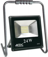 ACDC Die Cast Warm White Aluminium Floodlight Photo