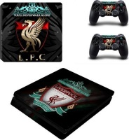 Skin-Nit Decal Skin for PS4 Slim - Liverpool Photo
