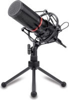 Redragon Cardioid USB Gaming Mic and Tripod Photo