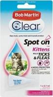 Bob Martin Clear Spot On for Kittens - Kills Ticks and Fleas Photo