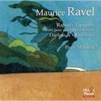 Maurice Ravel: Rapsodie Espagnole/... Photo