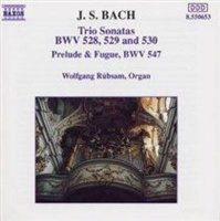 Bach: Trio Sonatas Nos. 4 5 & 6 Photo