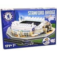 3D Stadium Puzzles - Chelsea Stamford Bridge /Toys Photo