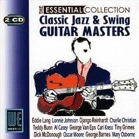 Classic Jazz and Swing Guitar Masters [essential Collection] Photo