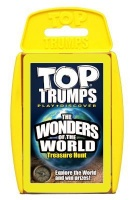 Top Trumps - Wonders of the World Photo