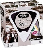 Beatles Trivial Pursuit Bite Size Board Game Photo