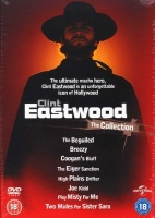 Clint Eastwood: The Collection - The Beguiled / Breezy / Coogan's Bluff / The Eiger Sanction / High Plains Drifter / Joe Kidd / Play Misty For Me / Two Mules For Sister Sara Photo