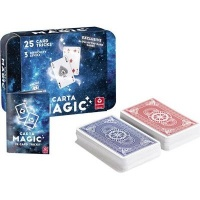 Cartamagic 25 Card Tricks Childrens Magic Set Photo